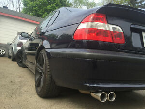 MAGNAFLOW Performance MF Muffler w/ installation &Custom Exhaust West Island Greater Montréal image 5