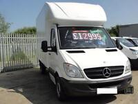 Mercedes-Benz Sprinter (Luton) 2.1TD 313CDI LWB