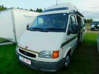 Auto-Sleeper Duetto Ford 2.5 diesel Automatic 2 Berth Campervan for Sale
