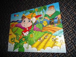Jack and the Beanstalk Puzzle~~100 Pieces! Kingston Kingston Area image 2