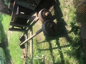 Trailer Axles 3500 Lb | Buy Trailer Parts, Hitches, Tents Near Me in