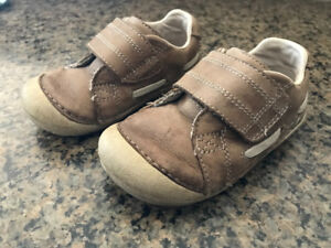 Toddler Boys Size 6 Stride Rite Shoes Leather