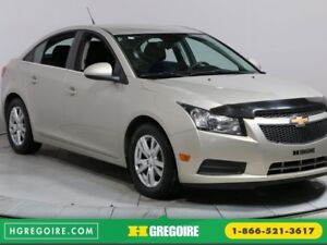 2013 Chevrolet Cruze LT Turbo AUTO A/C GR ELECT MAGS
