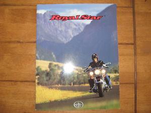 Brochure Royal Star Québec City Québec image 1