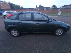 Ford Focus automatic 1.6 petrol. Excellent engine and gearbox