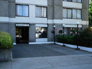 New Westminster High Rise