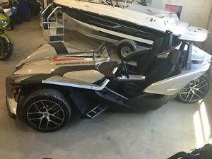 Come check out the All-New 2016 Polaris Slingshot SL