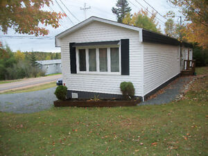 MINI-HOME ON LAND (option to buy furnished) optional 3rd bedroom