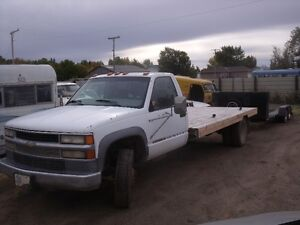 1998 Chevrolet 3500 HD Moose Jaw Regina Area image 1