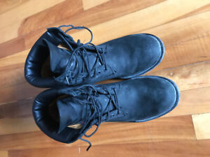 Chaussures Timberland noires