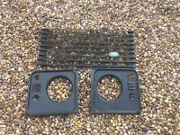 Land Rover Defender Grille and Light surround