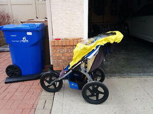 BOB Sport Utility Stroller with Lots of Great Accessories