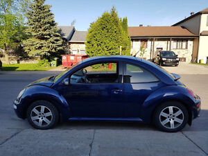 New beetle 2006 automatique voiture reconstruit