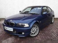 BMW 325Ci SPORT COUPE, FEBRUARY '18 MOT, FULL SERVICE HISTORY, AUTO GEARBOX