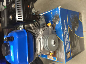 4 cycle engine, 208 cc, barely used