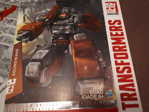 Transformers Masterpiece Soundwave year of the goat