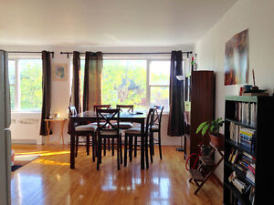 Room to rent in a beautiful 4 1/2 - NDG