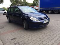 FOR SALE PEUGEOT 307SW 2.0HDI 2004Year LEFT HAND DRIVE