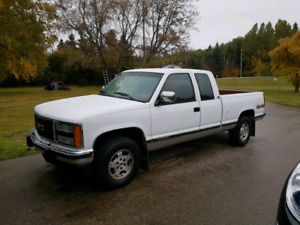1992 gmc extended cab 4x4