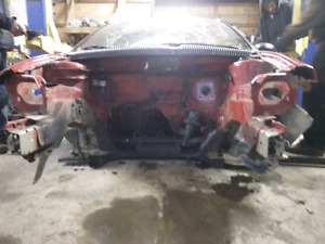 Red neon srt4 part out