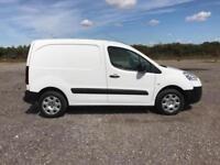 Peugeot Partner L1 850 SE 1.6 92PS EURO 5 DIESEL MANUAL WHITE (2014)