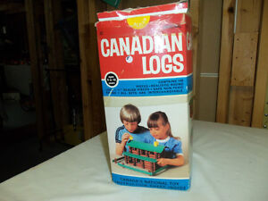 CANADIAN LOGS