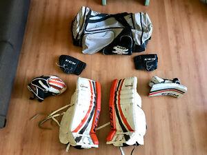"""CCM Goalie Equipment 29"""" + 1"""""""