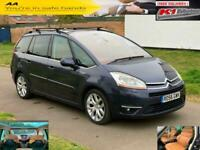 Citroen C4 Picasso 2.0 HDi 16v Exclusive EGS, FREE DELIVERY UP TO 100 MILES