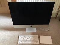 """iMac 21.5"""" (late 2013) PRISTINE CONDITION"""
