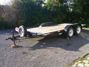 "16' Flaman Diamond ""C""  Car Trailer Regina Regina Area image 1"