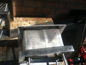 Chimney Cap Custom Stainless Steel Home Made 40 OBO
