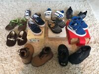 Boys shoes sizes 4-5 ugg,Nike,addidas,converse and more