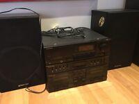 Pioneer stereo (vintage 90s)