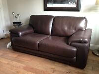 """Leather Love Seat """"TOP QUALITY"""""""