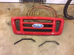 2007 F150 grille
