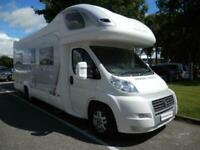 REDUCED Swift Kon-Tiki 645, 6 Berth, rear U shaped lounge motorhome for sale.