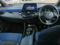 2017 Toyota C-HR Toyota C-HR 1.2T 115 Dynamic 5dr 2WD SUV Petrol Manual
