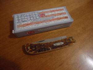 couteau de poche case sod buster jr.