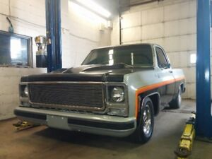 1979 Chev Shortbox