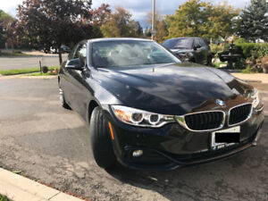 Gorgeous BMW 430i 2017 in perfect shape
