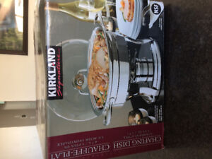 Chafing dish - Never used