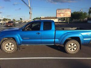 Toyota Tacoma TRD off road