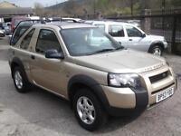2003 53 Land Rover Freelander 2.0Td4 2004MY SE