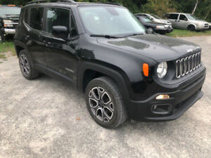 2015 Jeep Renegade Latitude Edition - $80/Week!