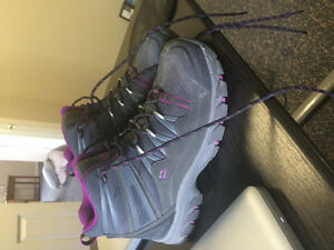 steel Toe boots size 9.5