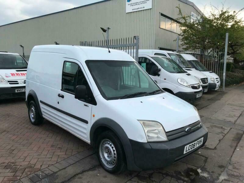1c45edbe9a74b1 Ford Transit Connect 1.8TDCi LWB HIGH ROOF RARE VAN NEW CLUTCH FITTED NEW  MOT