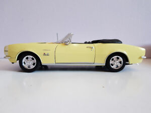 1967 Chevrolet Camaro RS/SS 396 - Diecast 1:18 Scale