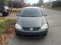 2007 Volkswagen Rabbit Coupé (2 portes) - Très propre