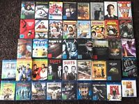 Over 50 Movies/Shows DVD/Blu Ray Collection