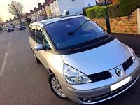 2007 Renault Grand Espace Automatic 2.2 Dci 7 seater like zafira voyager galaxy